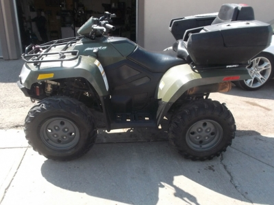2010 Arctic Cat 450H